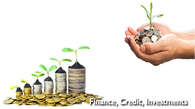 Finance, Credit, Investments – Economical Categories